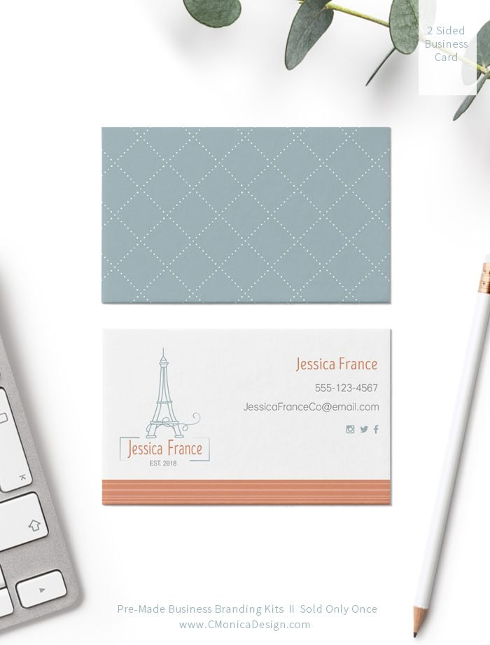 Parisian-Simplicity-Business-Card-Design-via-this-Pre-Made-Branding-Kit-from-C-Monica-Design-Studio