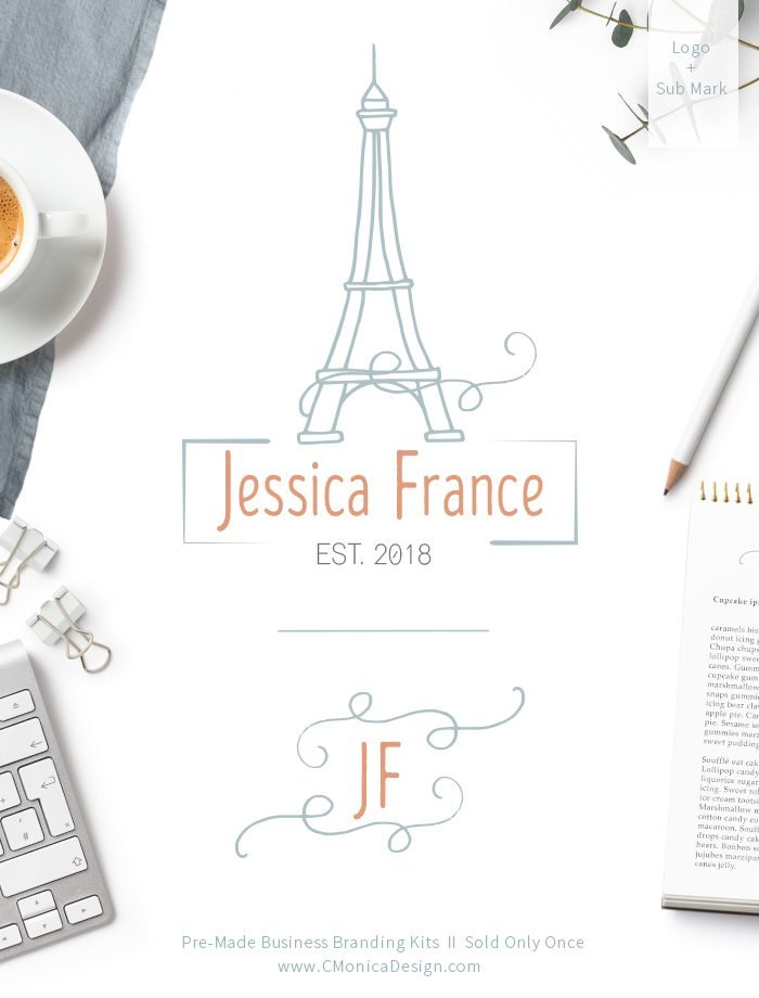 Parisian-Simplicity-Logo-Design-And-Sub-Mark-via-this-Pre-Made-Branding-Kit-from-C-Monica-Design-Studio